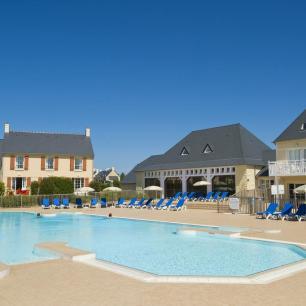 Hotel Résidence P&V Green Beach, Port-en-Bessin-Huppain