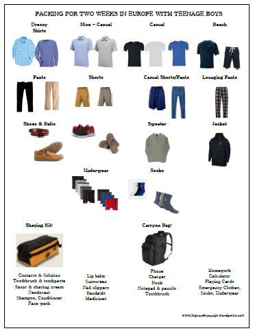 boys-packing-list