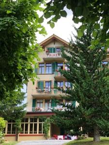 Hotel Falken, Wengen, Switzerland