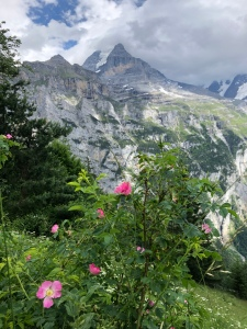 Jungfrau, Bernese Alps, Switzerland